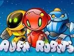 Игровой автомат Alien-Robots в пина