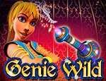 Играть в бесплатный аппарат Genie Wild