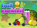Аппарат Fruit Cocktail 2 на бонус код в казино pin up