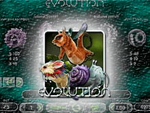 Автомат Эволюция в казино Вулкан Ставка