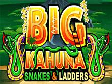 Большая Кахуна: Змеи И Лестницы в онлайн-казино Вулкан Ставка
